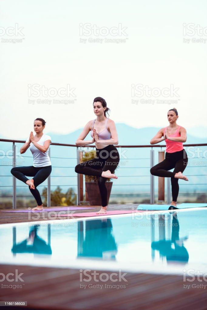 Yogini Testing The Limits Of Flexibility