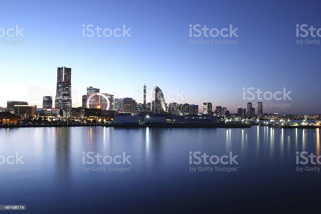 横浜市 - アジア大陸のロイヤリティフリーストックフォト