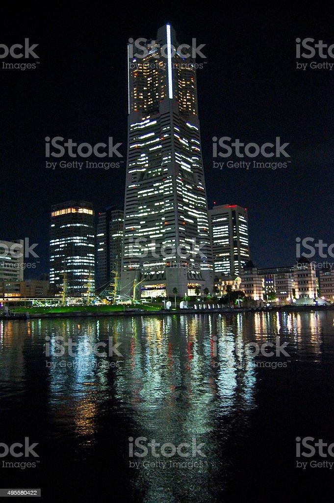Yokohama japao stock photo