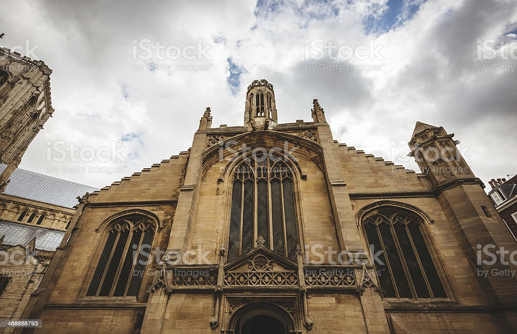York Church architecture royalty-free stock photo