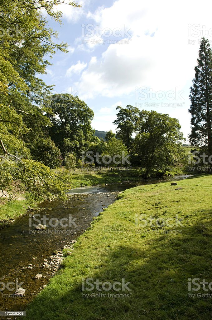 Yorkshire Countryside royalty-free stock photo