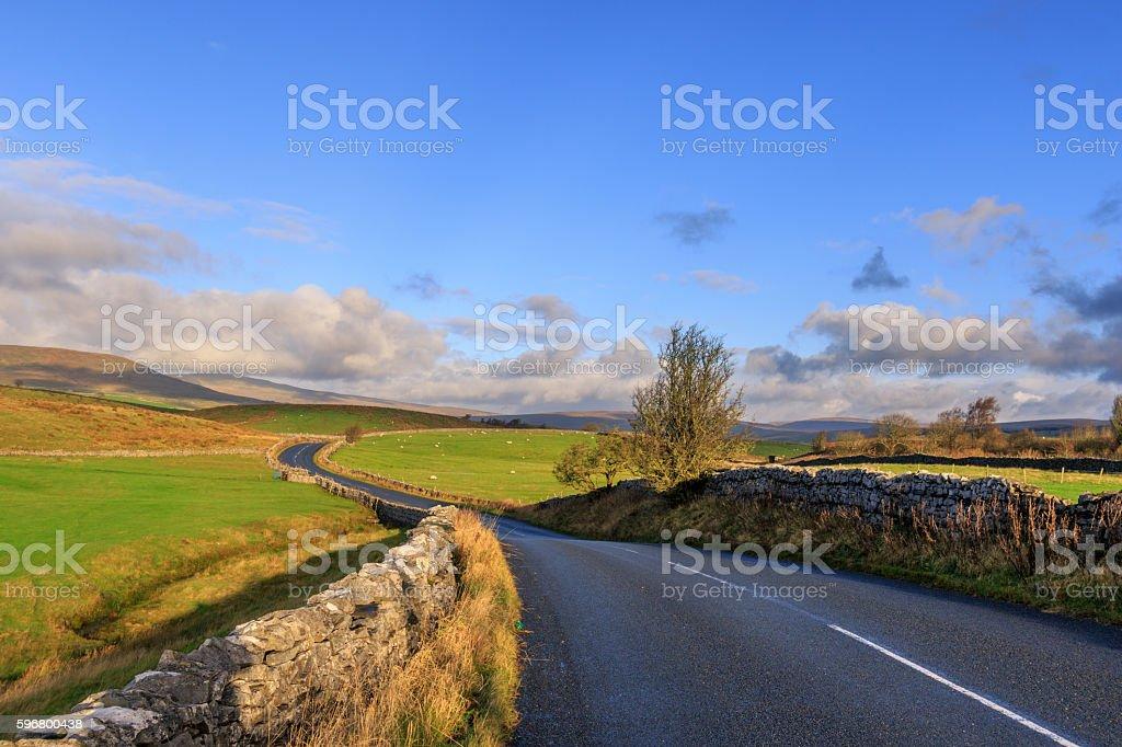 Yorkshire Dales stock photo