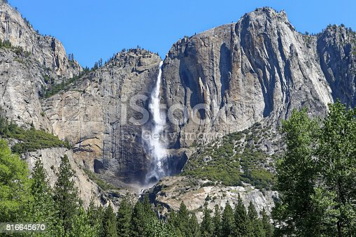 istock Yosemite fall 816645670