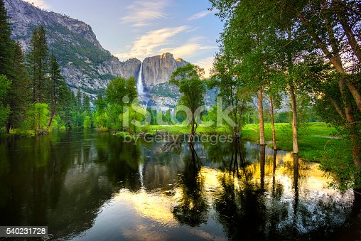 istock Yosemite Falls 540231728