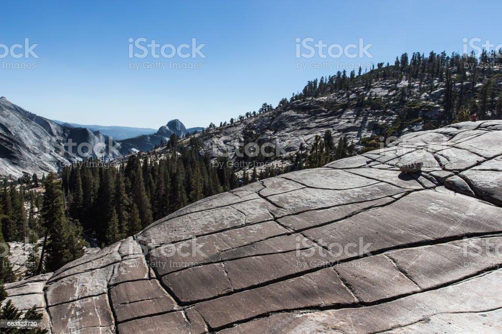 Yosemite National Park royalty-free stock photo