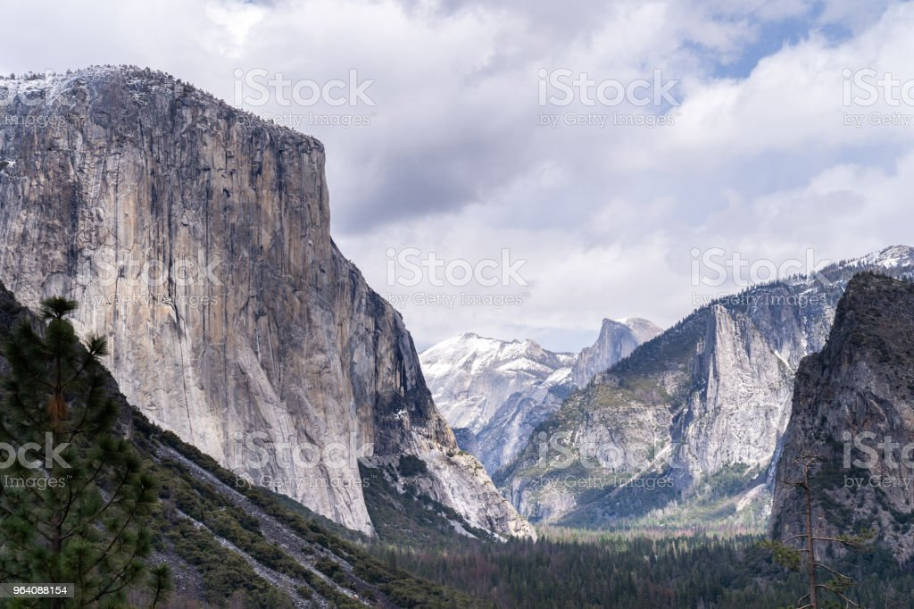 Yosemite national Park - Royalty-free Autumn Stock Photo