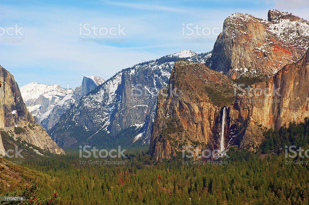 Yosemite royalty-free stock photo
