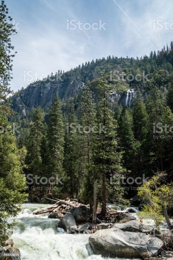 Yosemite Valley foto de stock royalty-free