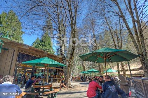 istock Yosemite village grill 502156929