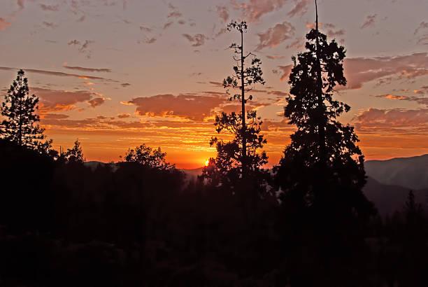 Yosmite Sunset – Foto