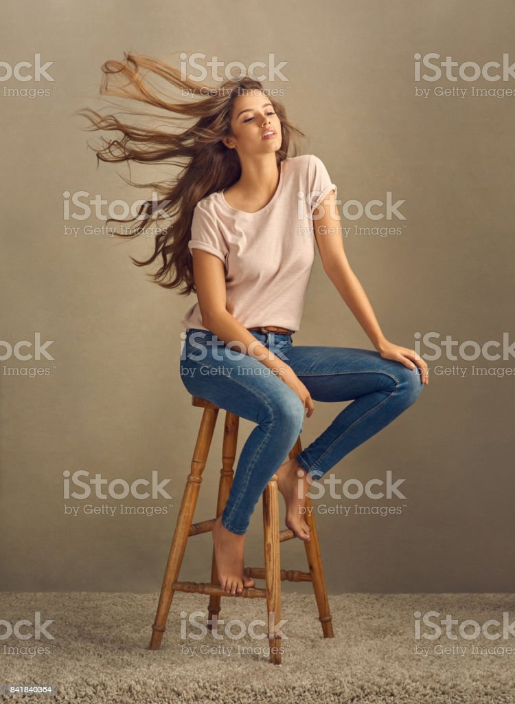 You are capable of amazing things stock photo