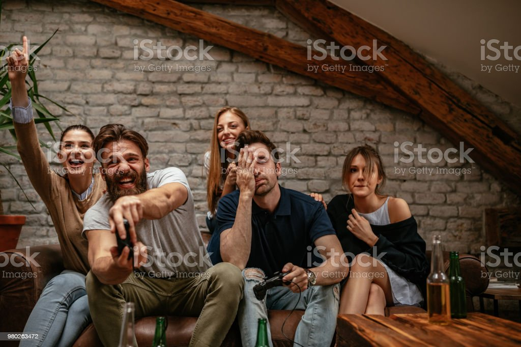You are going down ! stock photo