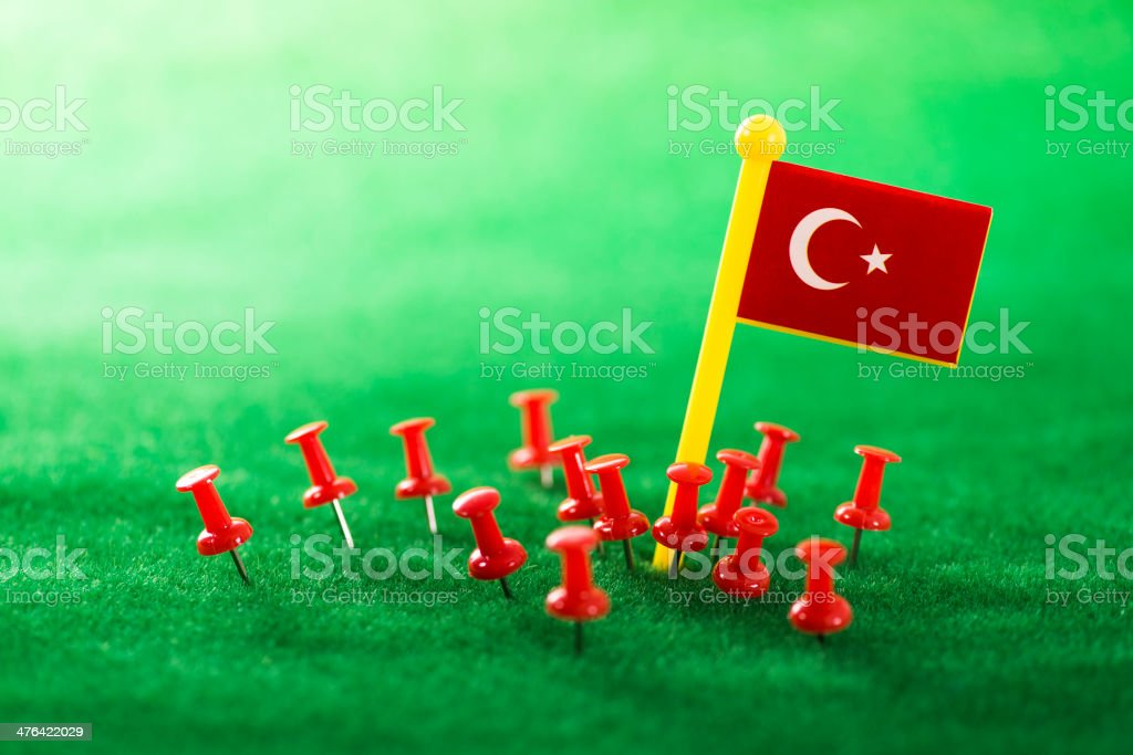 you are in Turkey royalty-free stock photo