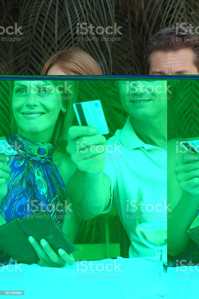 You are invited royalty-free stock photo