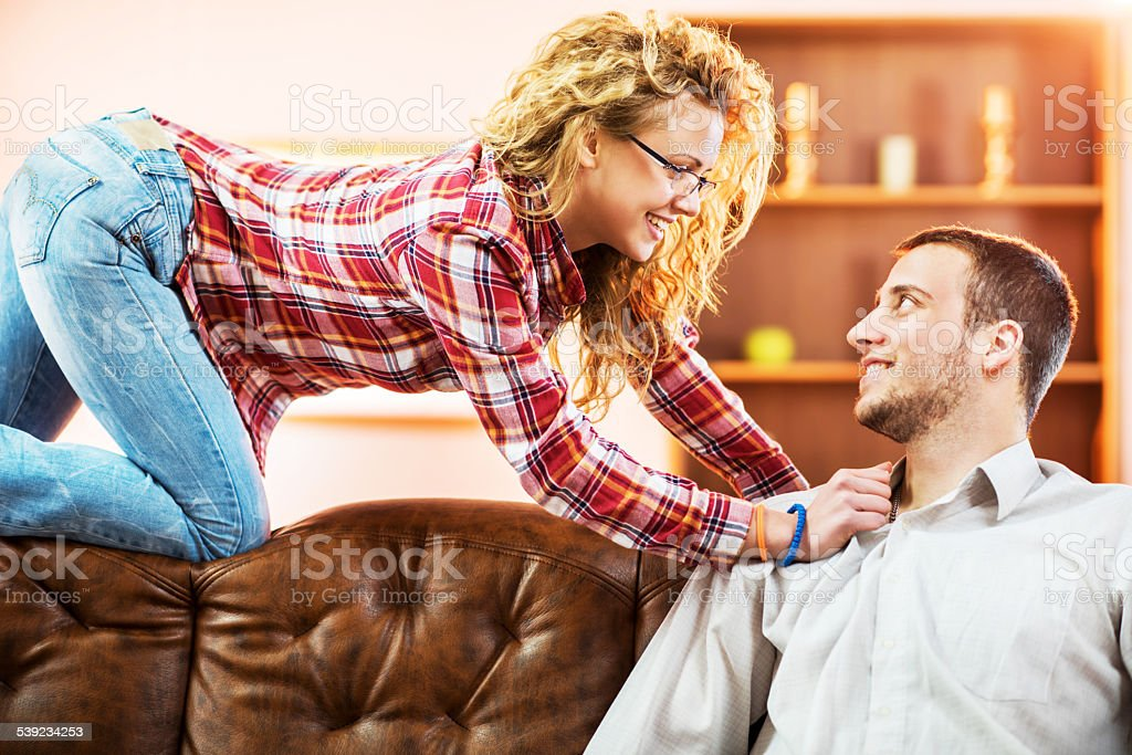 You are mine! royalty-free stock photo