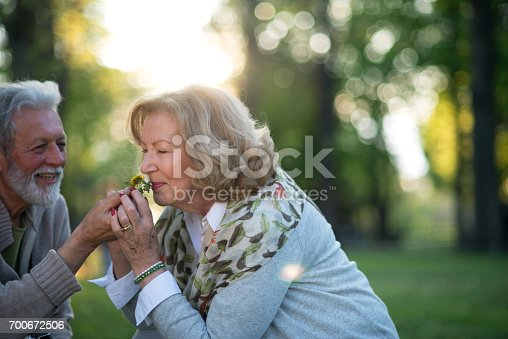 510491454istockphoto You are never too old for love. 700672506