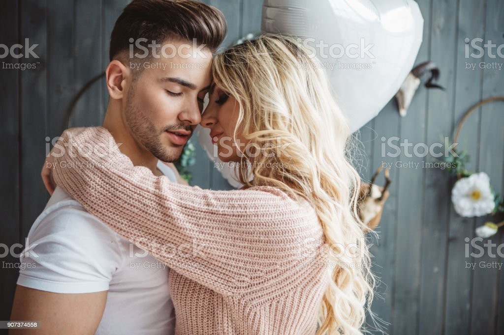 You are so special to me stock photo