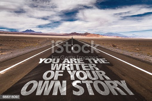 istock You Are The Writer Of Your Own Story 688318092