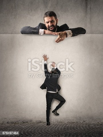 istock You are too small 676497464