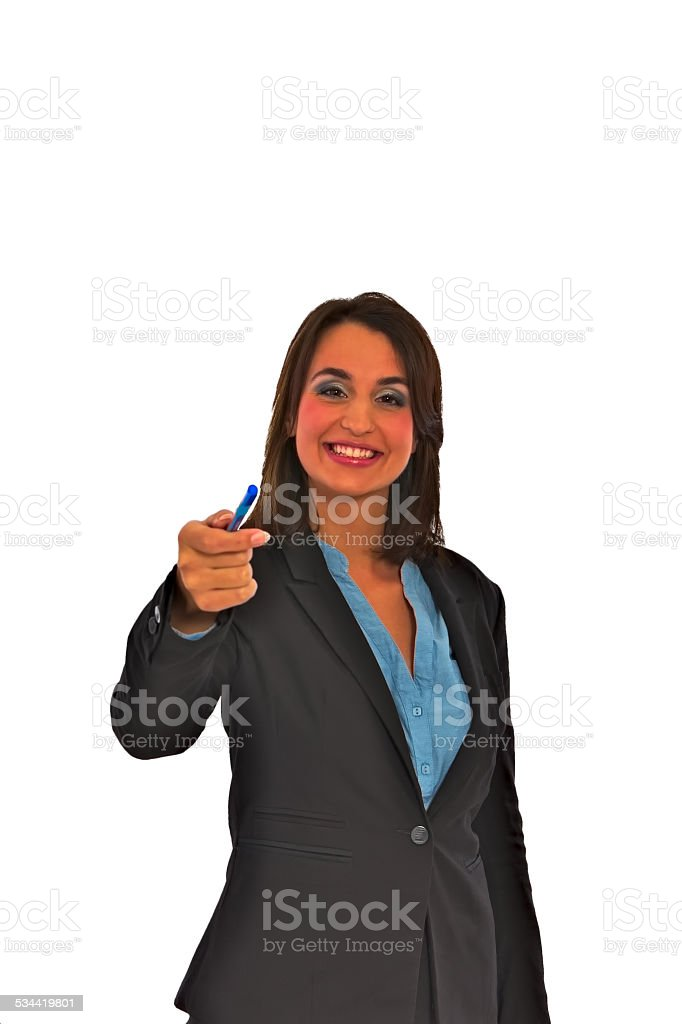 You Are Wanted! stock photo