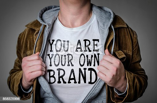 istock You Are Your Own Brand 858325998