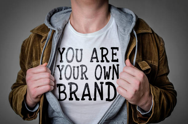 you are your own brand - advertisement stock photos and pictures