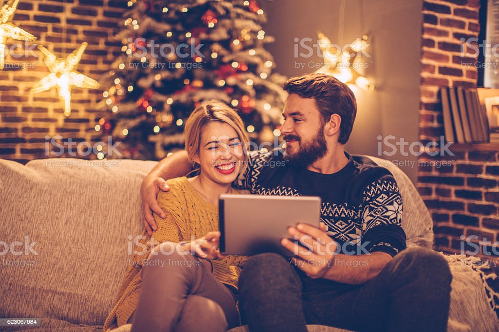 You bring happiness in home stock photo