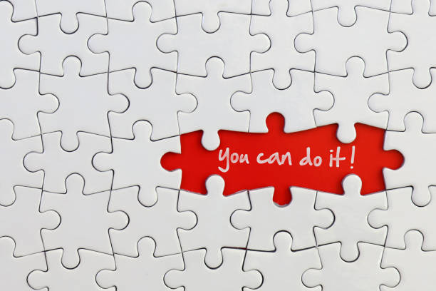 You can do it You can do it encouragement stock pictures, royalty-free photos & images