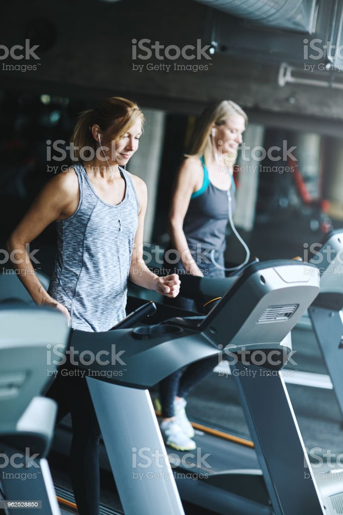 You can have the body you want regardless of age - Royalty-free Adult Stock Photo