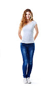 istock You can't go wrong with a nice pair of jeans 519133341