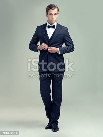 istock You clean up nice 506428793
