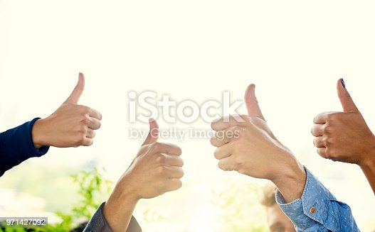888892364istockphoto You did it and we love it! 971427092