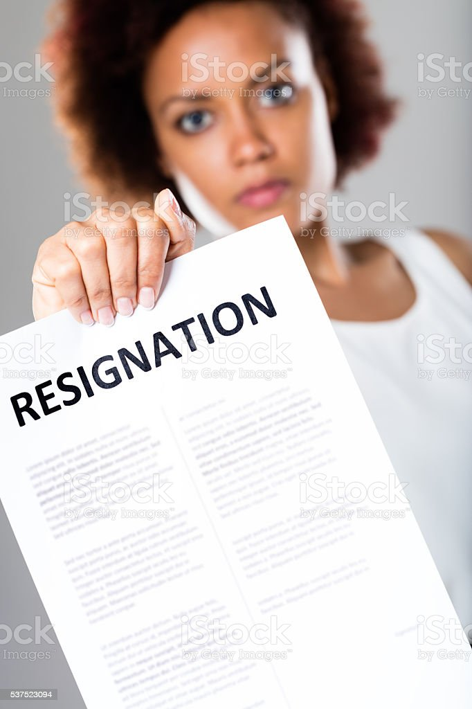 you don't deserve us so you're leaving stock photo