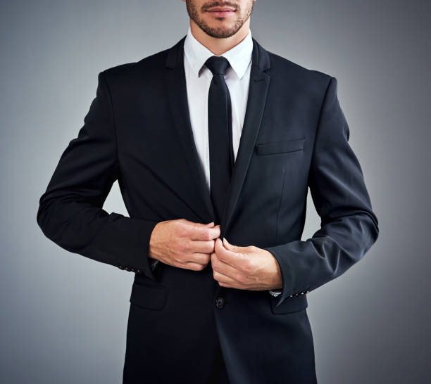 You dressed for it, now make a success of it stock photo