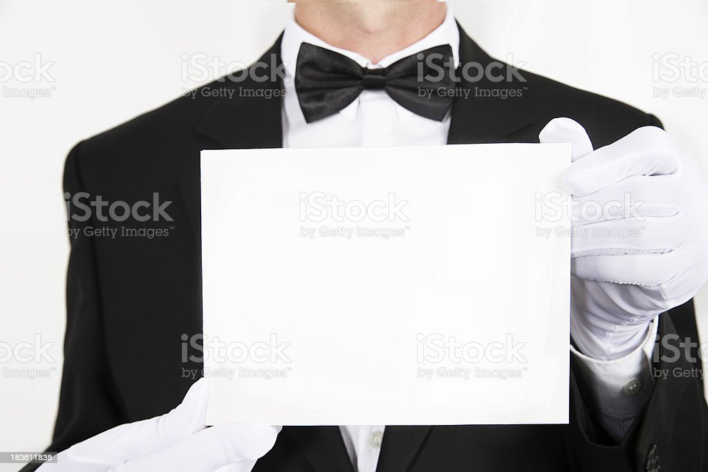 You Have a Message royalty-free stock photo