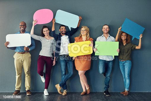 istock You have a voice 1048561866