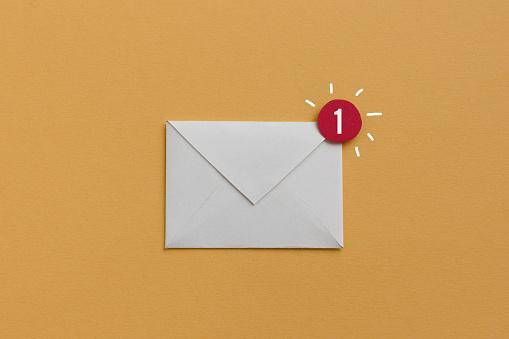 Sie Haben Eine Neue Email Stockfoto und mehr Bilder von Abonnement