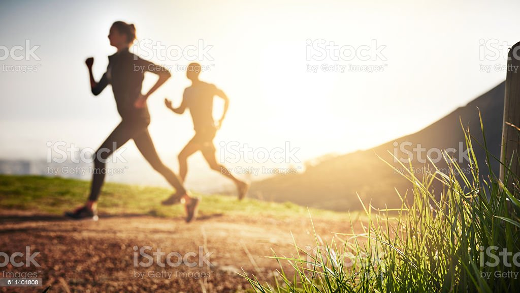 You have the ability to go to greater heights stock photo