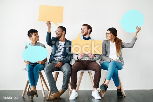 istock You have the right to your own opinion 913331002