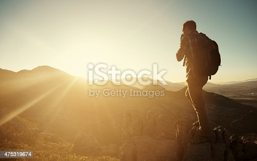 istock You have to work for views like this 475319674
