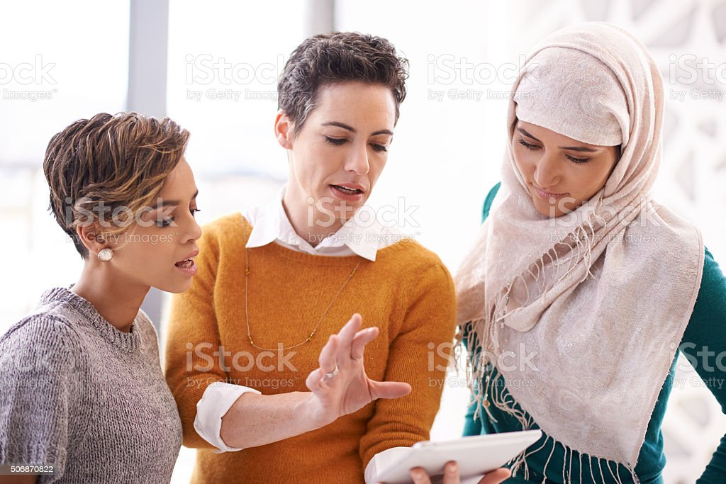 You learn something new everyday stock photo