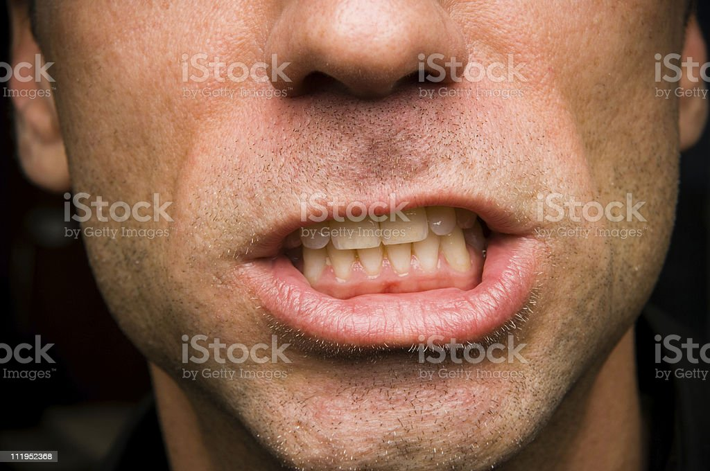 You Little Punk royalty-free stock photo