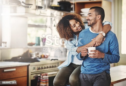 istock You make me a happy man 883982364
