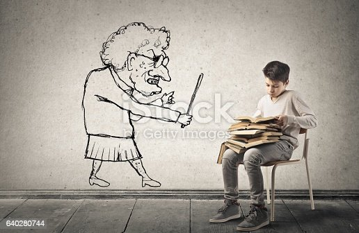 istock You must study 640280744