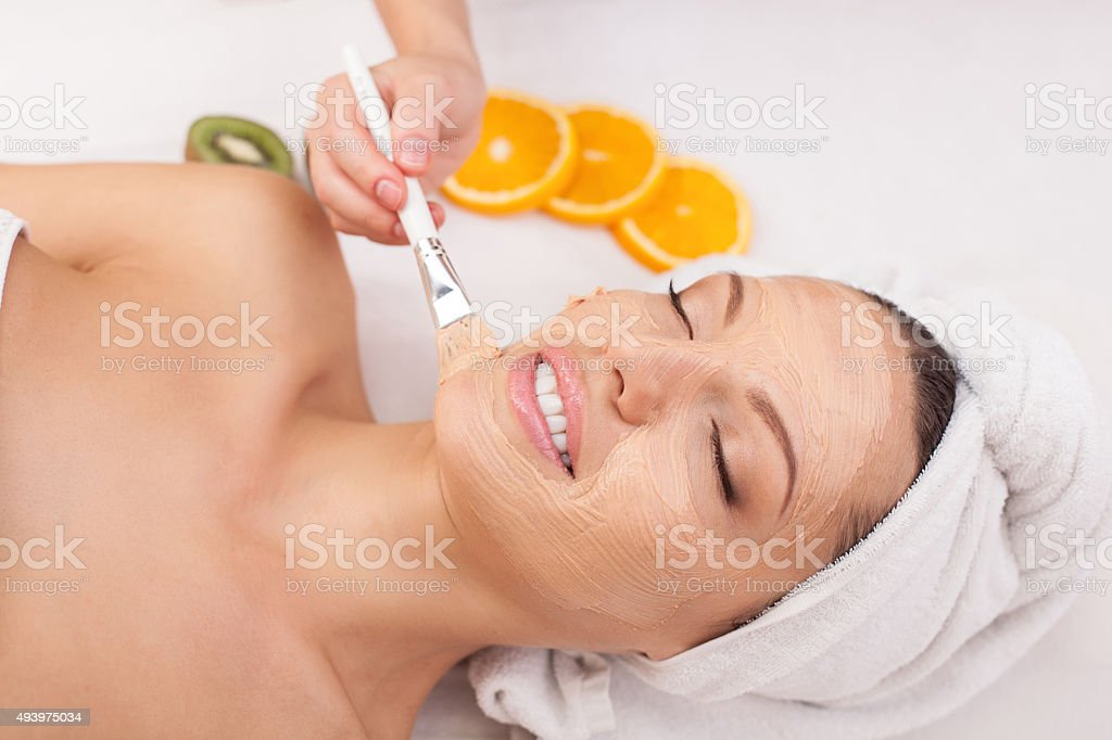 You need just relax and get pleasure stock photo