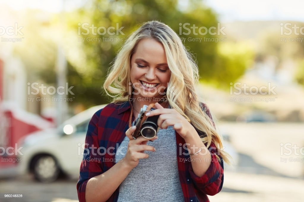 You never know until you go see whats out there stock photo