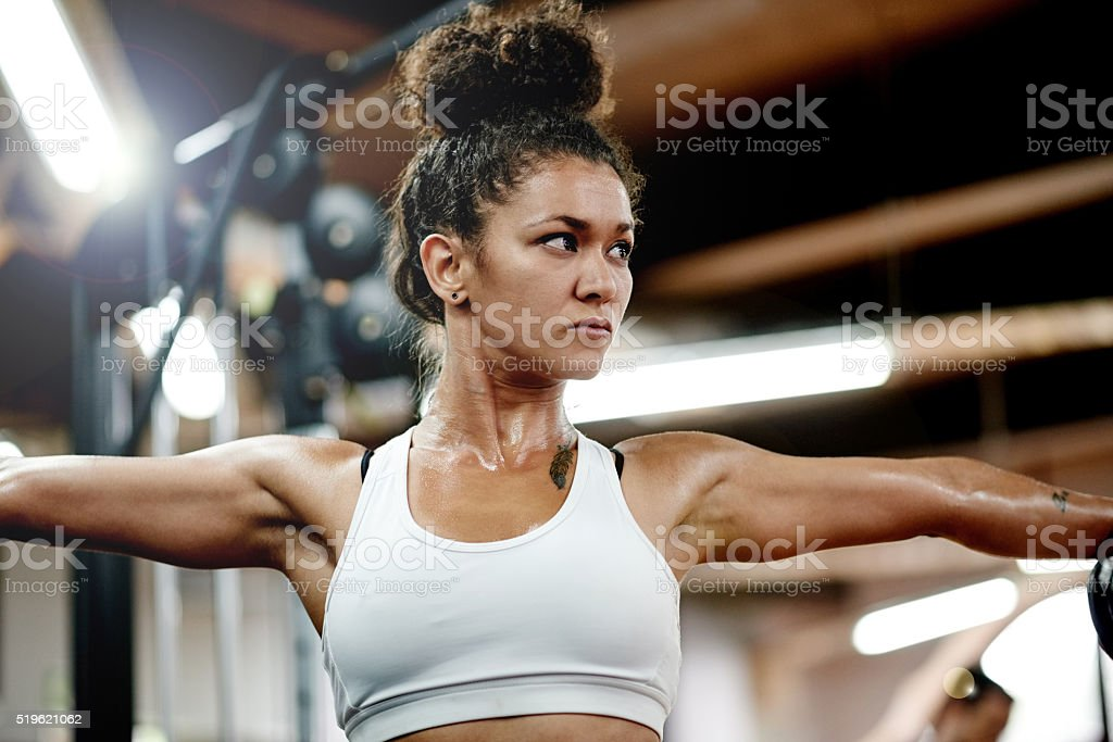 You only live once, you might as well be a badass stock photo