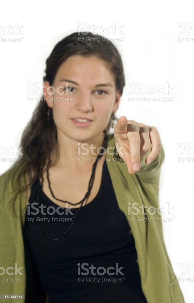 you royalty-free stock photo