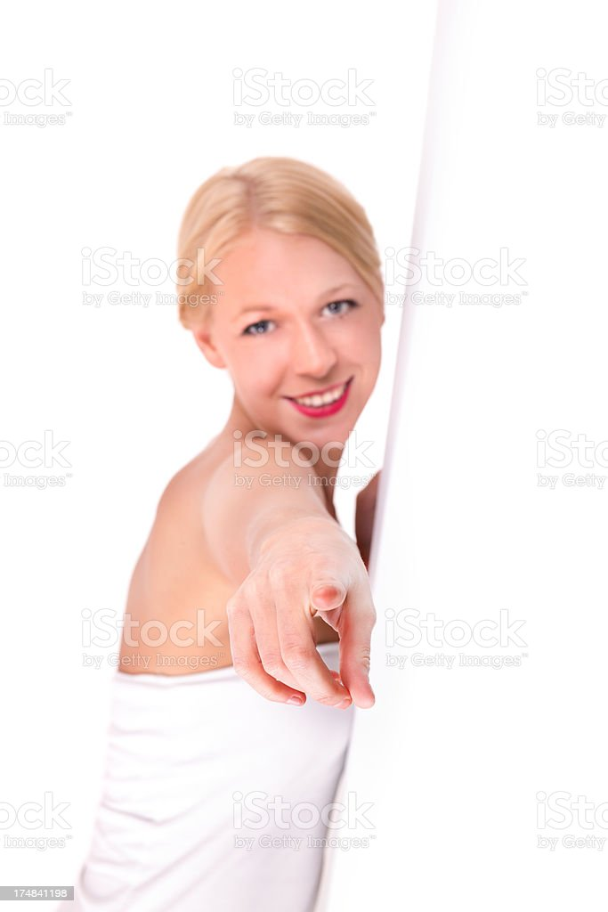 You! stock photo
