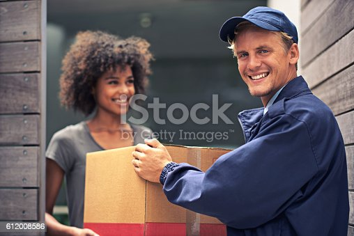 1053001624 istock photo You select, we deliver 612008586
